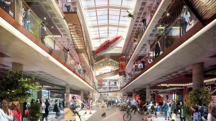Alcorcón estrena este jueves el nuevo centro comercial X-Madrid