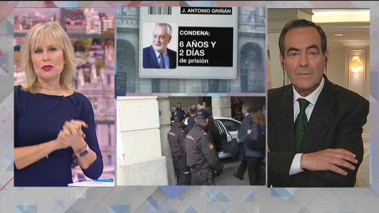 """José Bono: """"El único gobierno posible es el que ha propuesto Pedro Sánchez, pero hay líneas rojas"""""""