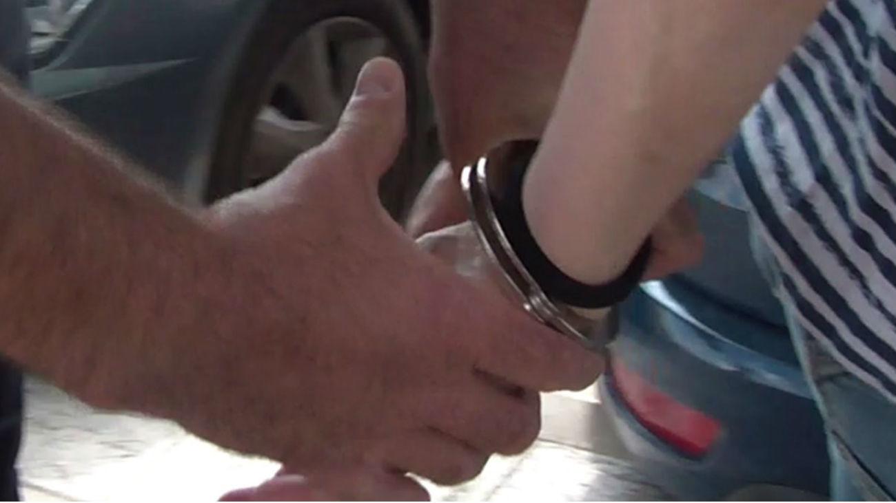 Detenido por la Policía