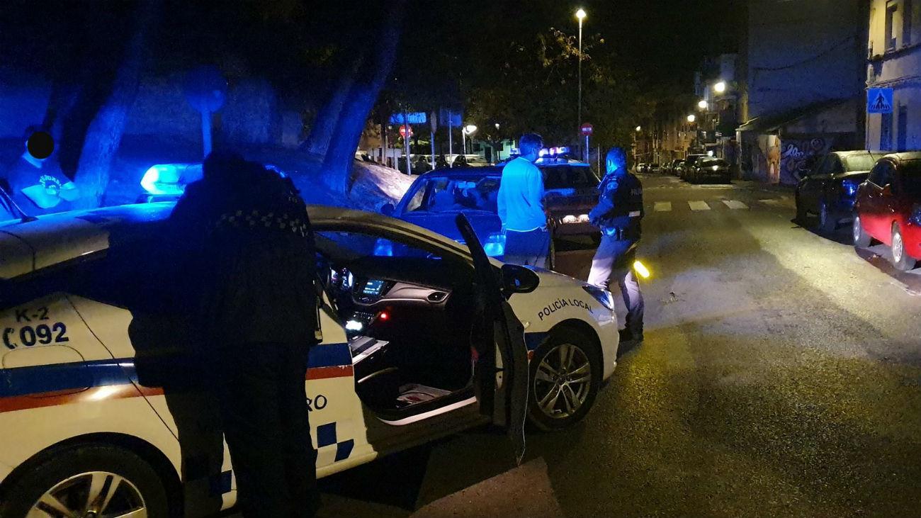 Policía Local de Valdemoro