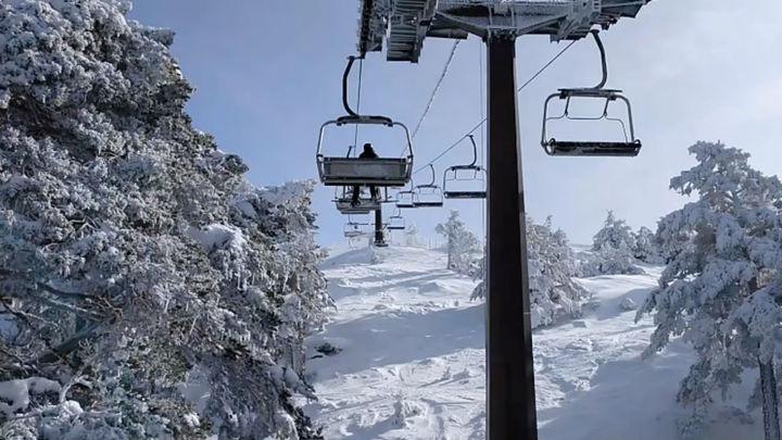 La estación de esquí de Navacerrada abre este 22 de noviembre, fecha récord de su historia