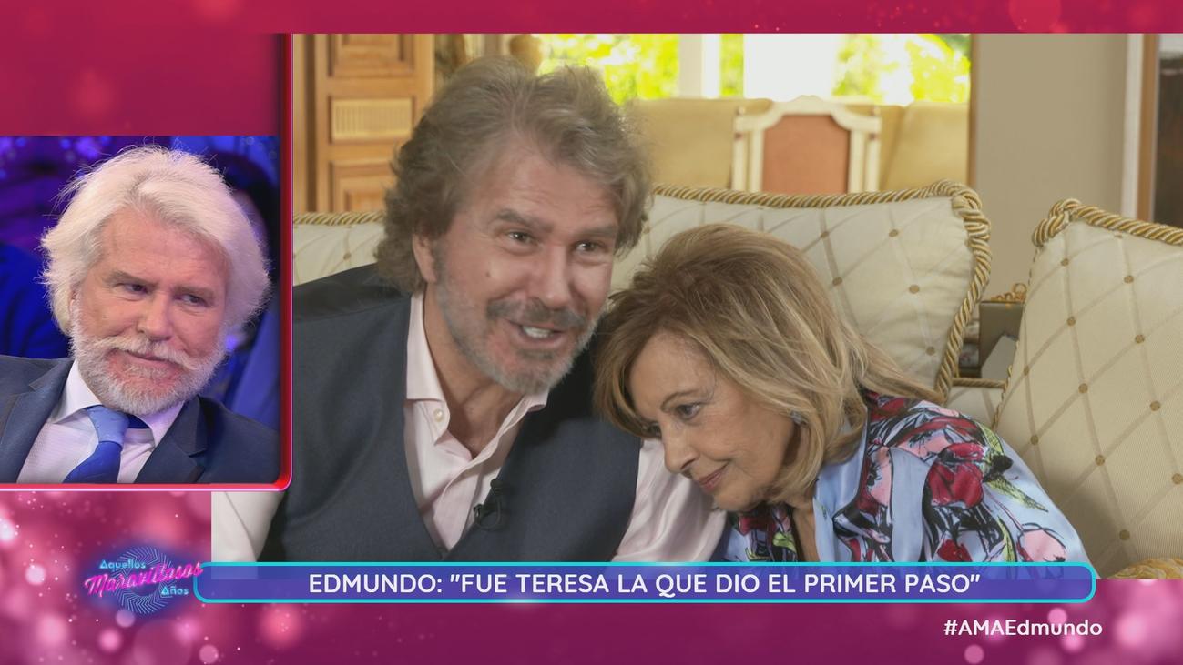 La historia de amor de María Teresa Campos y Bigote Arrocet