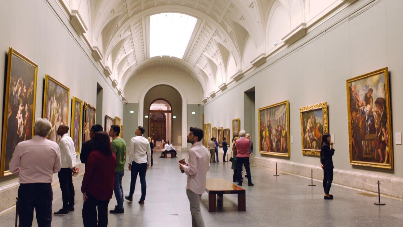 La Visita o cómo disfrutar del Museo del Prado desde el salón de tu casa