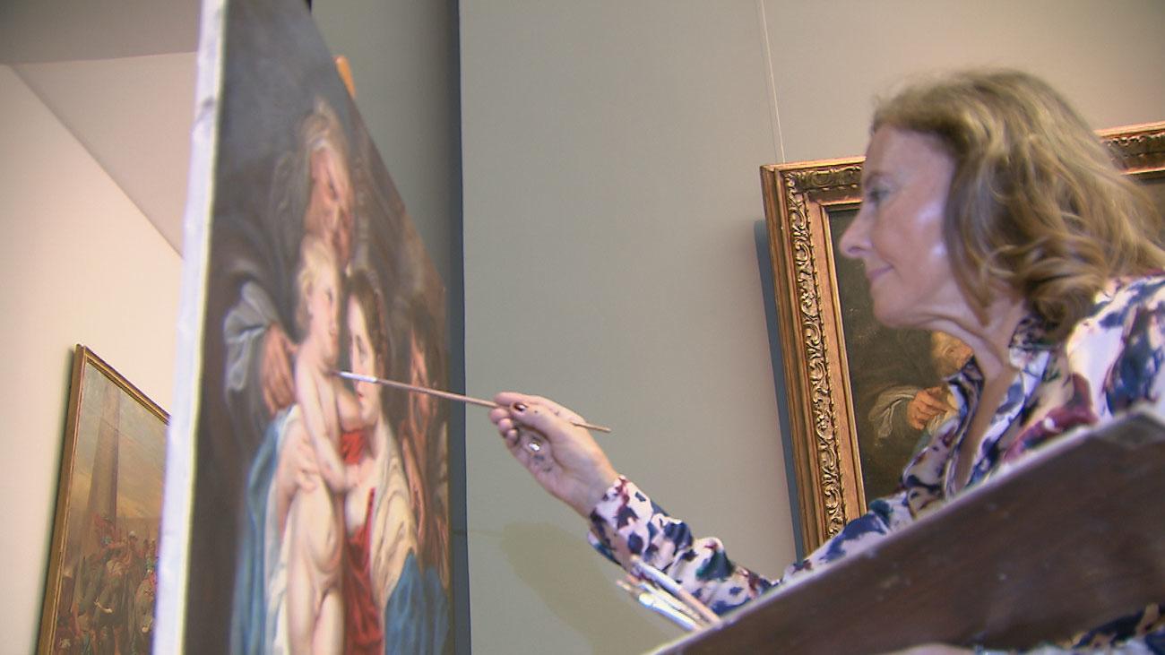 Los copistas del Museo del Prado, una tradición bicentenaria