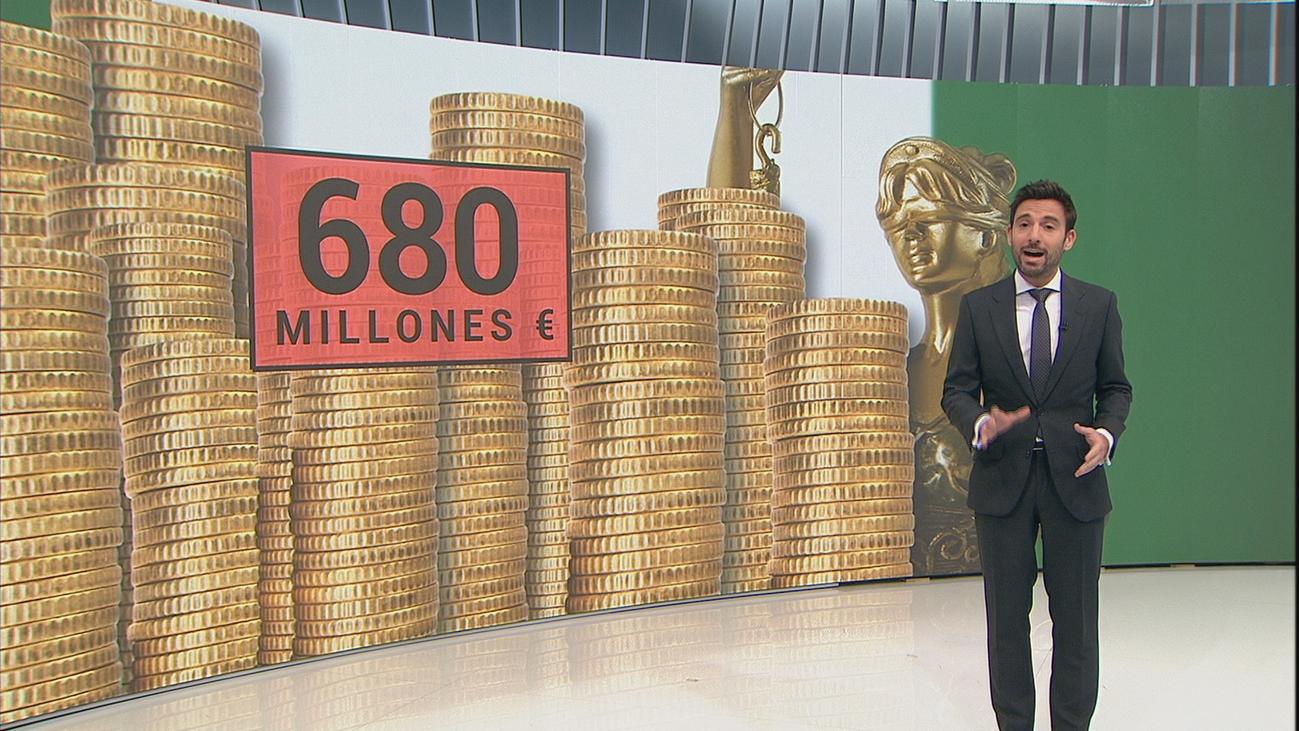 ¿Qué pasa ahora con los 680 millones de euros de los ERE?