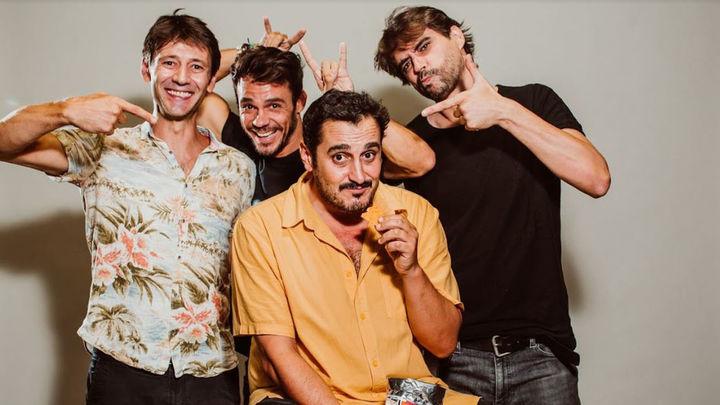 'Cádiz', la comedia sobre la amistad y la crisis de los 40 llega al Lara