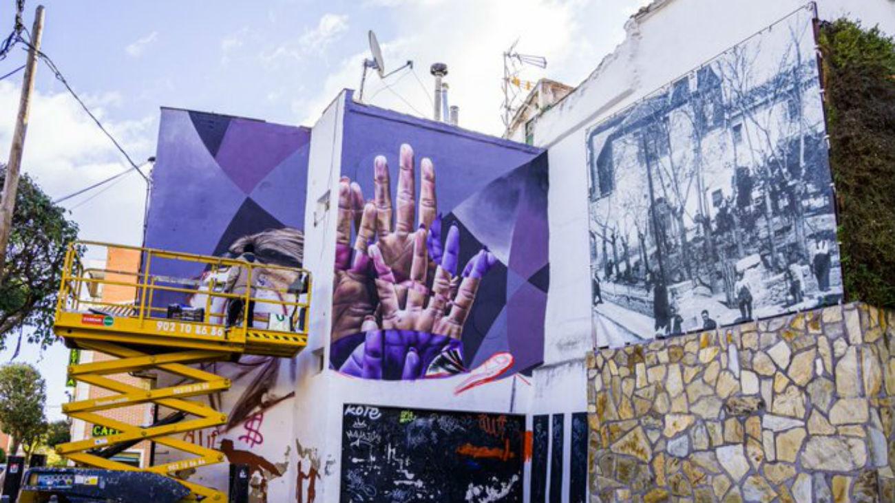 Mural de Soen Bravo