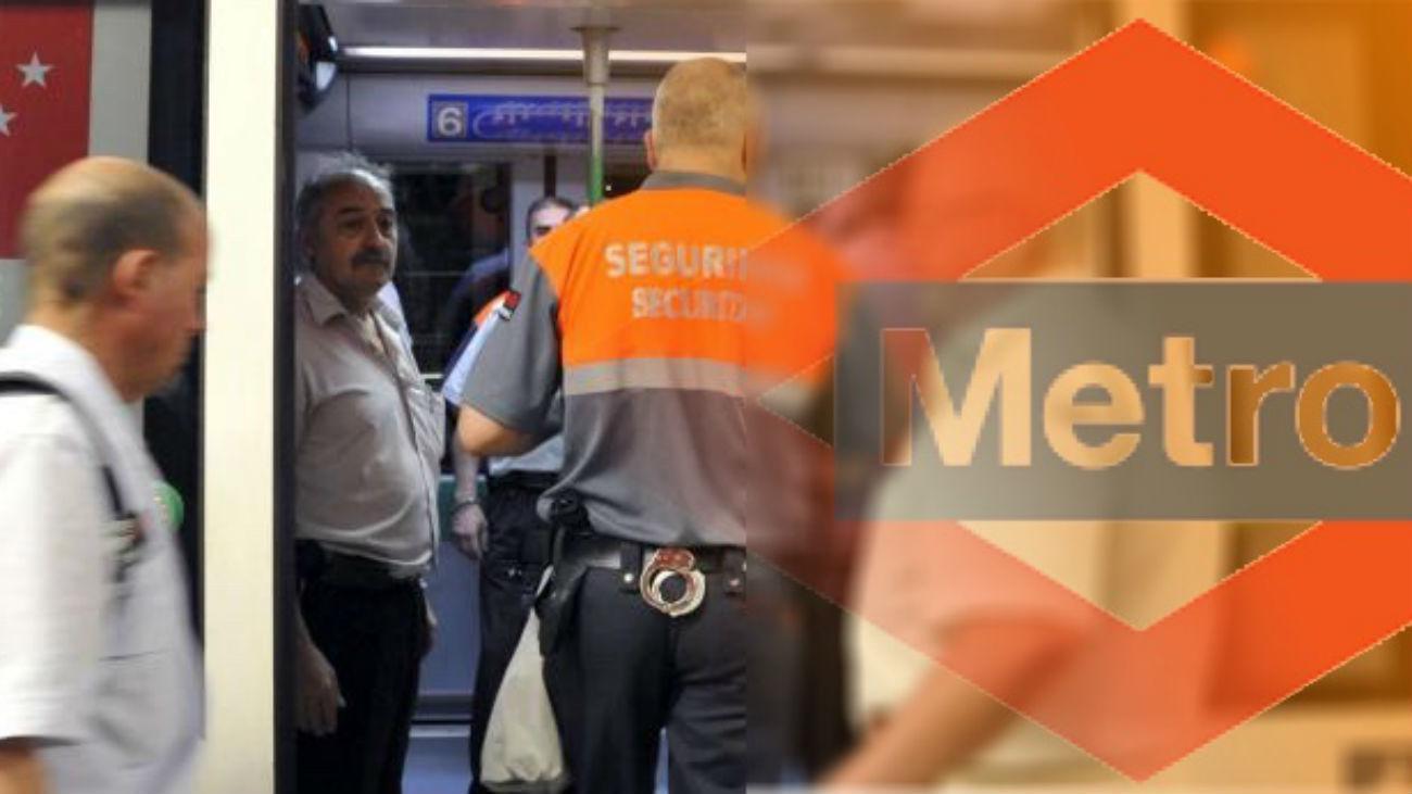 Vigilante de Metro