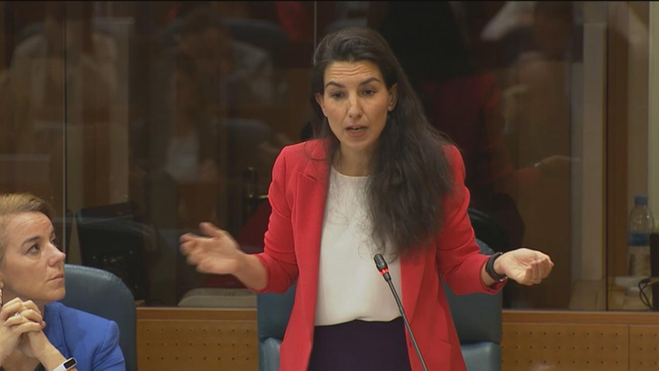 Vox impide por primera vez en la Asamblea una declaración institucional contra la violencia machista