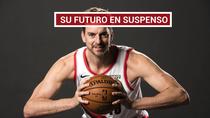 Pau Gasol rescinde su contrato con Porland