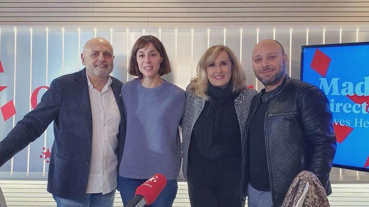 Entrevista a los actores Ruth Díaz y Vicente Romero