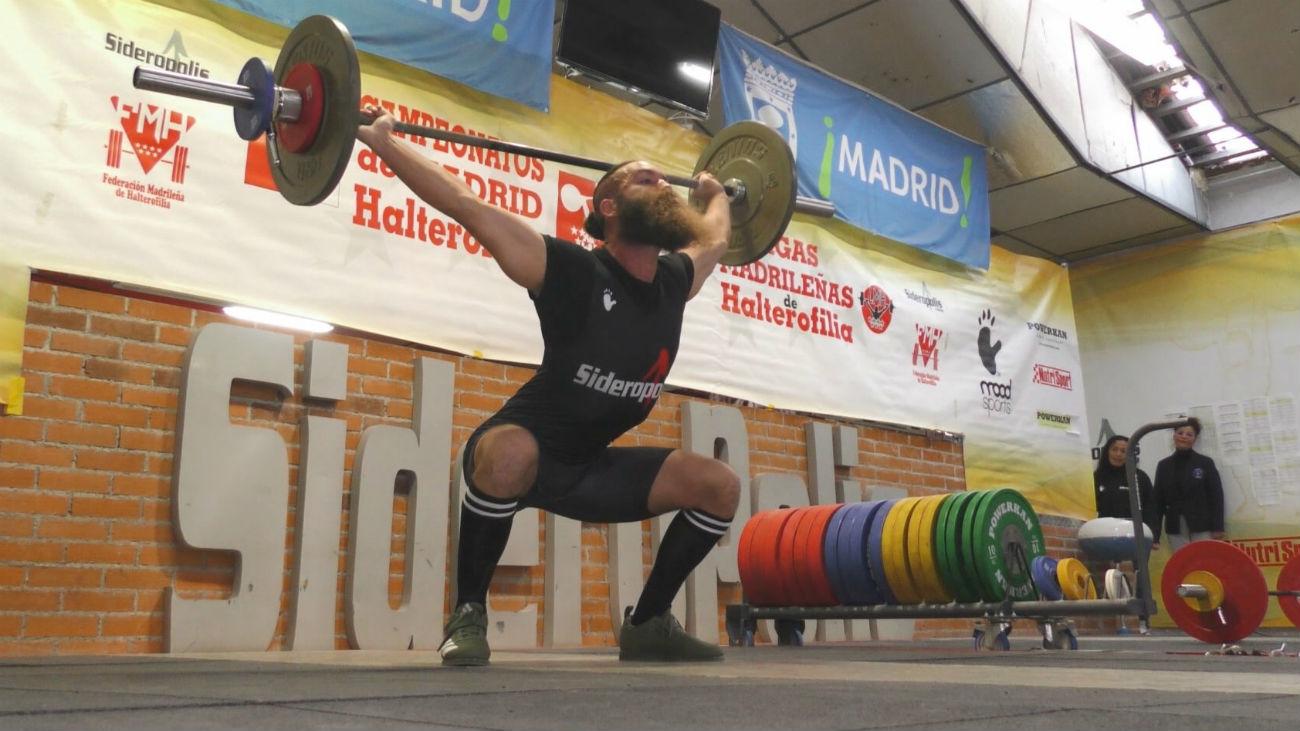 Open Nacional Villa de Madrid Powerlifting Inclusivo