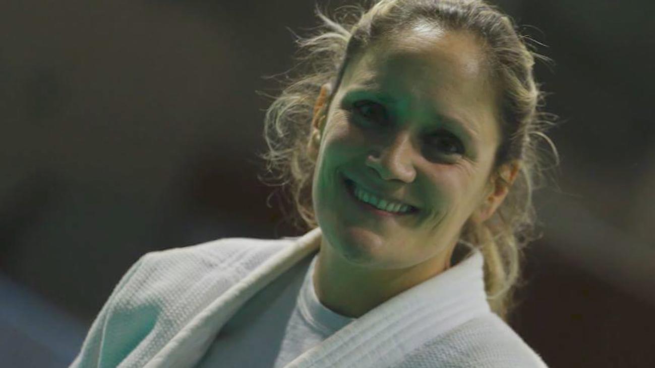 Mari Paz, el judo como mejor medicina contra un cáncer de mama