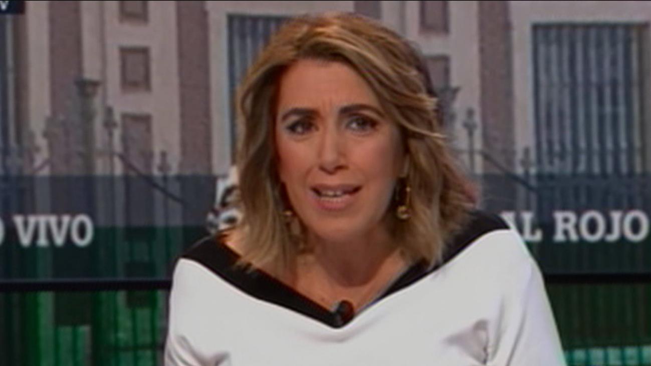 """Susana Díaz pide perdón a los andaluces por el """"bochornoso"""" 'caso ERE'"""