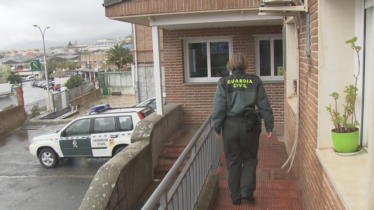 Buscan a un hombre por pegar y acuchillar a su pareja en San Lorenzo de El Escorial