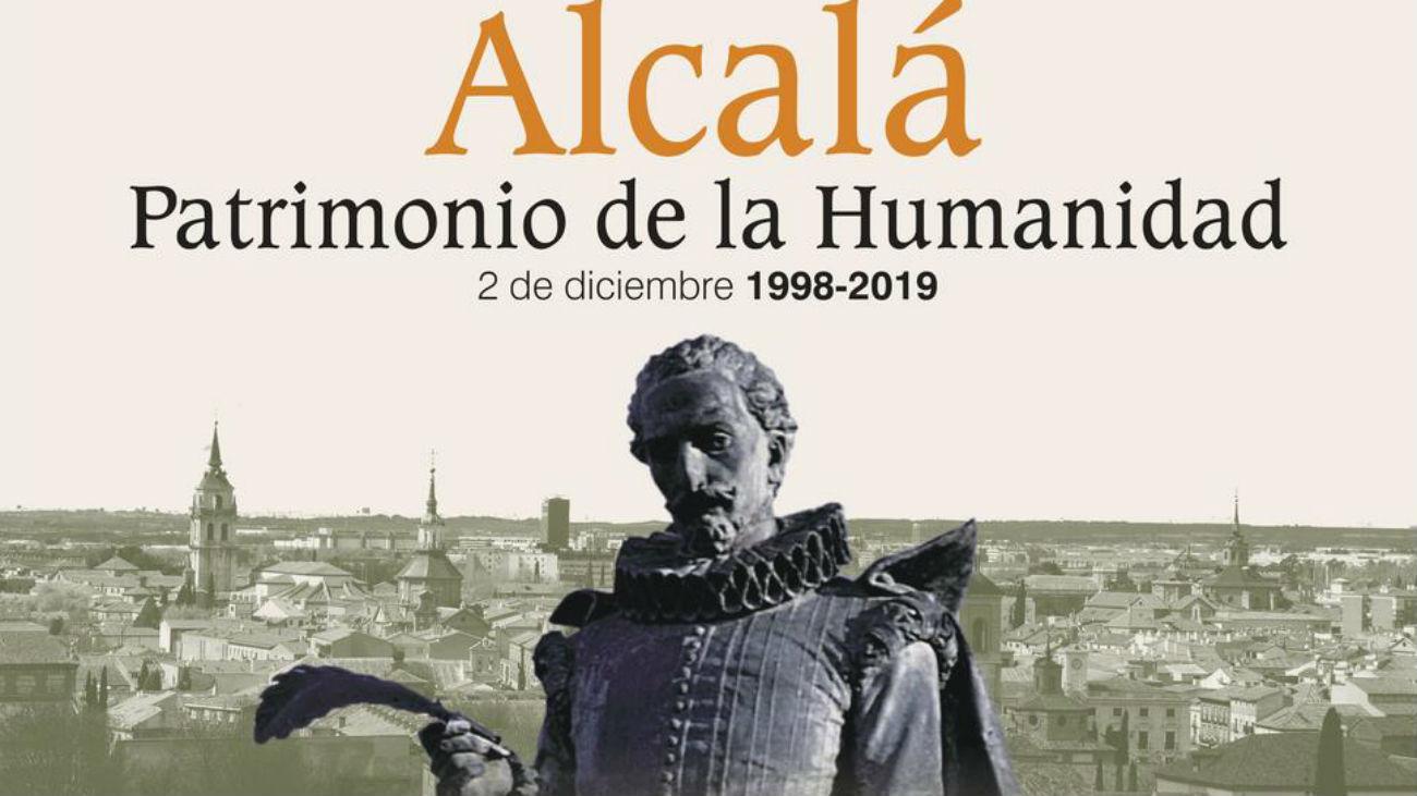 Alcalá celebra el XXI aniversario de su declaración como Patrimonio de la Humanidad