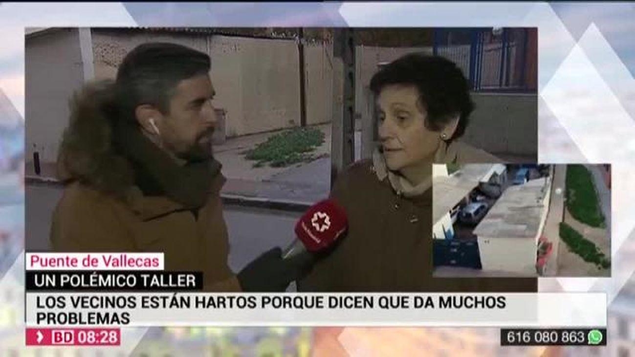 Buenos Días Madrid 22.11.2019 (8.00 - 9.00)