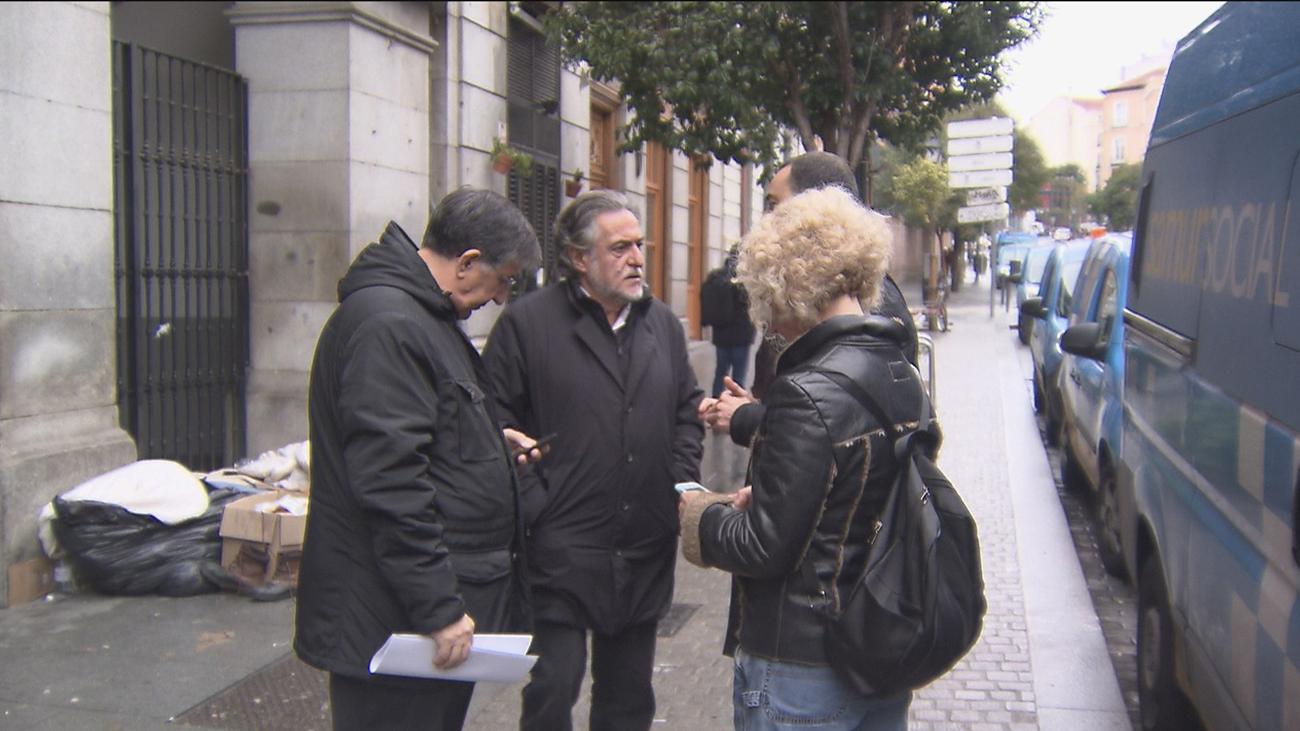 Pepu Hernández reclama más recursos para el Samur Social