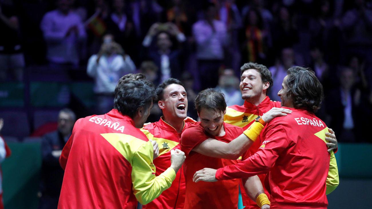 La Copa Davis 2021 en Madrid, ¿cien por cien con público?