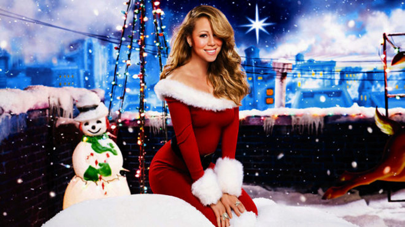 'All I Want For Christmas Is You', el villancico más popular en Spotify