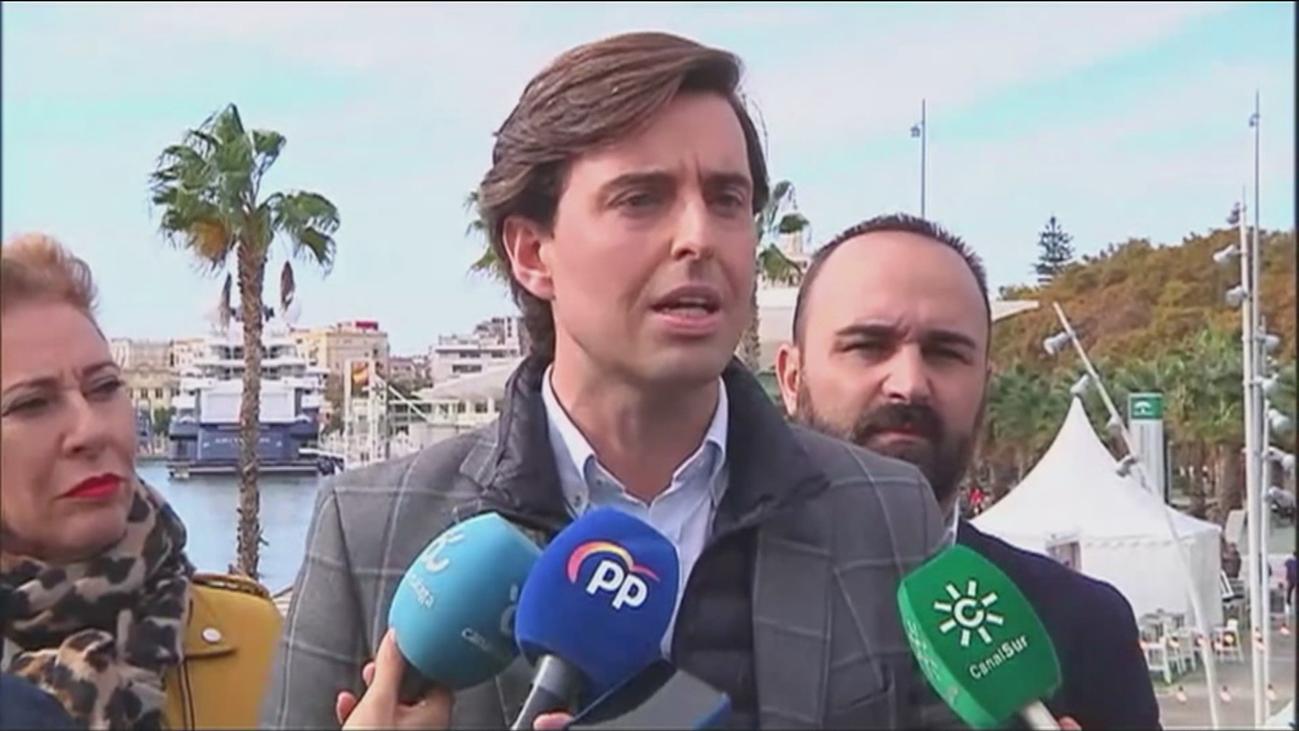 """El PP pregunta a Sánchez """"cuántas líneas rojas cruzará"""" para ser investido"""