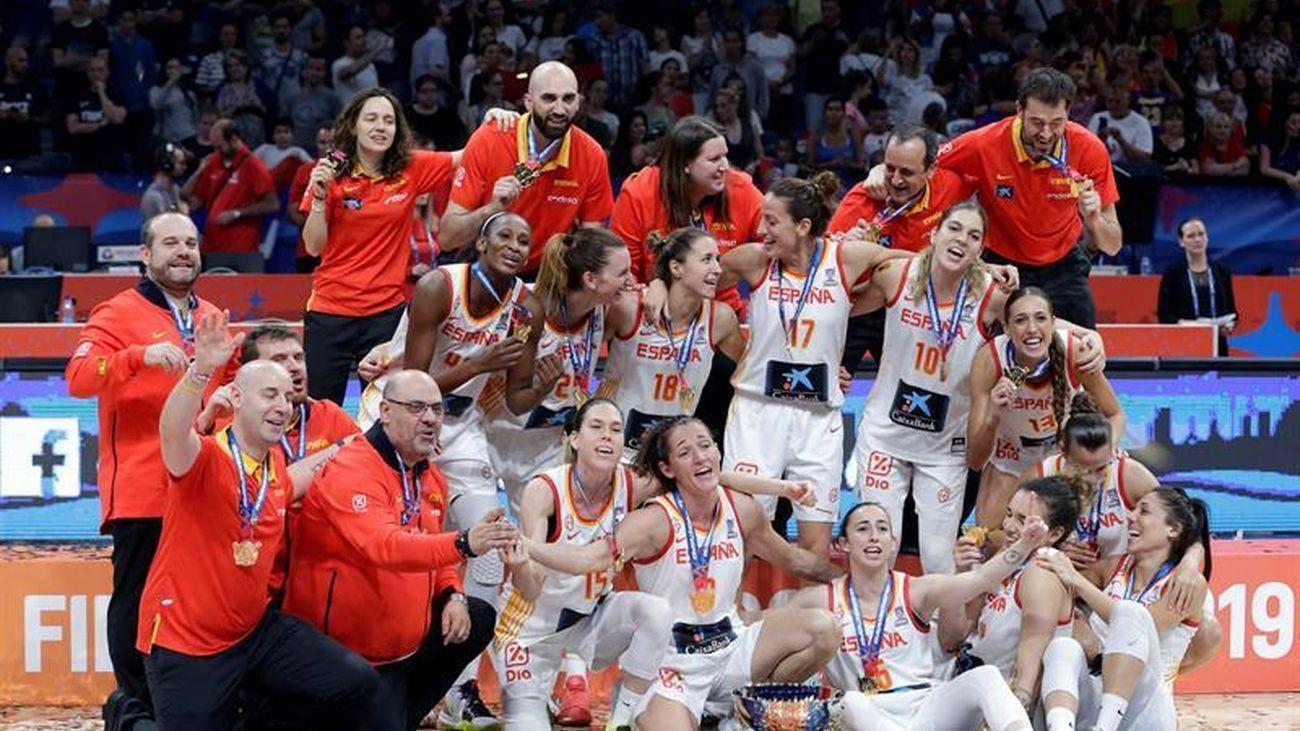 Campeonas de Europa