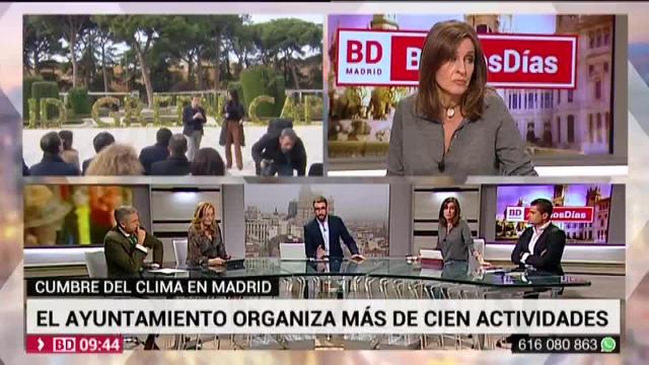 Buenos Días Madrid 25.11.2019 (9.00 - 10.30)
