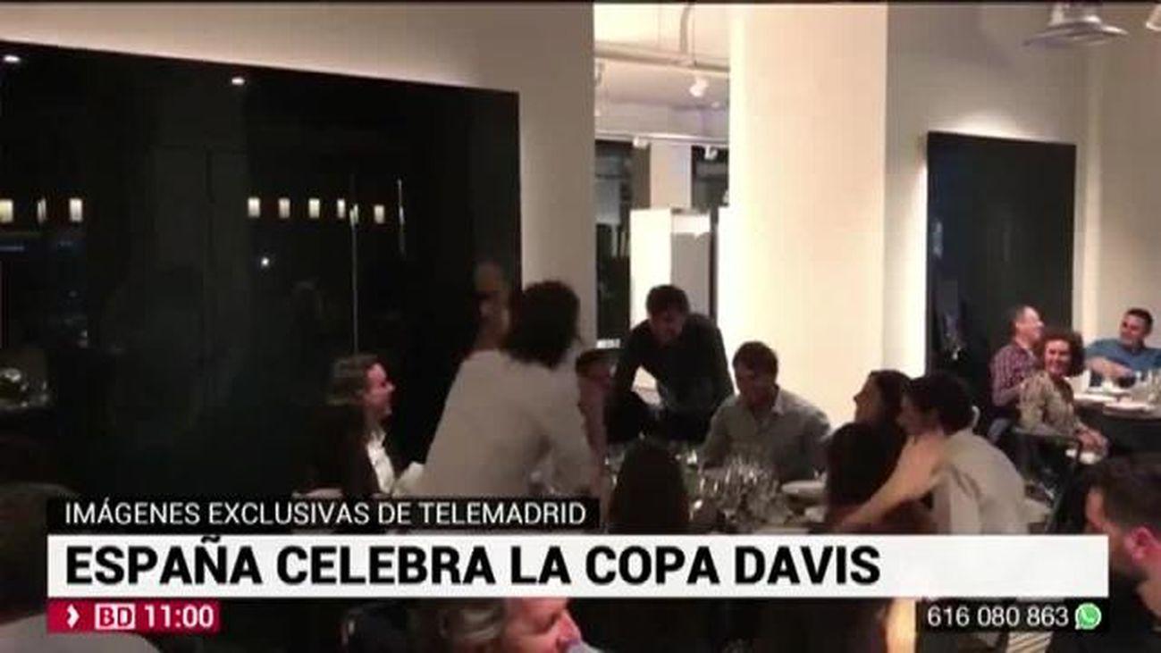 Buenos Días Madrid 25.11.2019 (10.00 - 11.00)