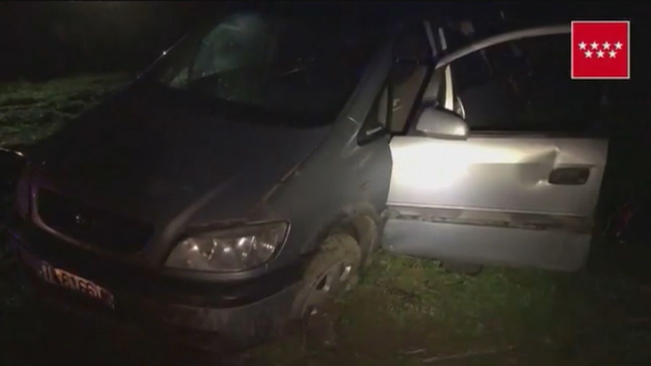 Un hombre muere al salirse su coche en la N-400 a la altura de Aranjuez