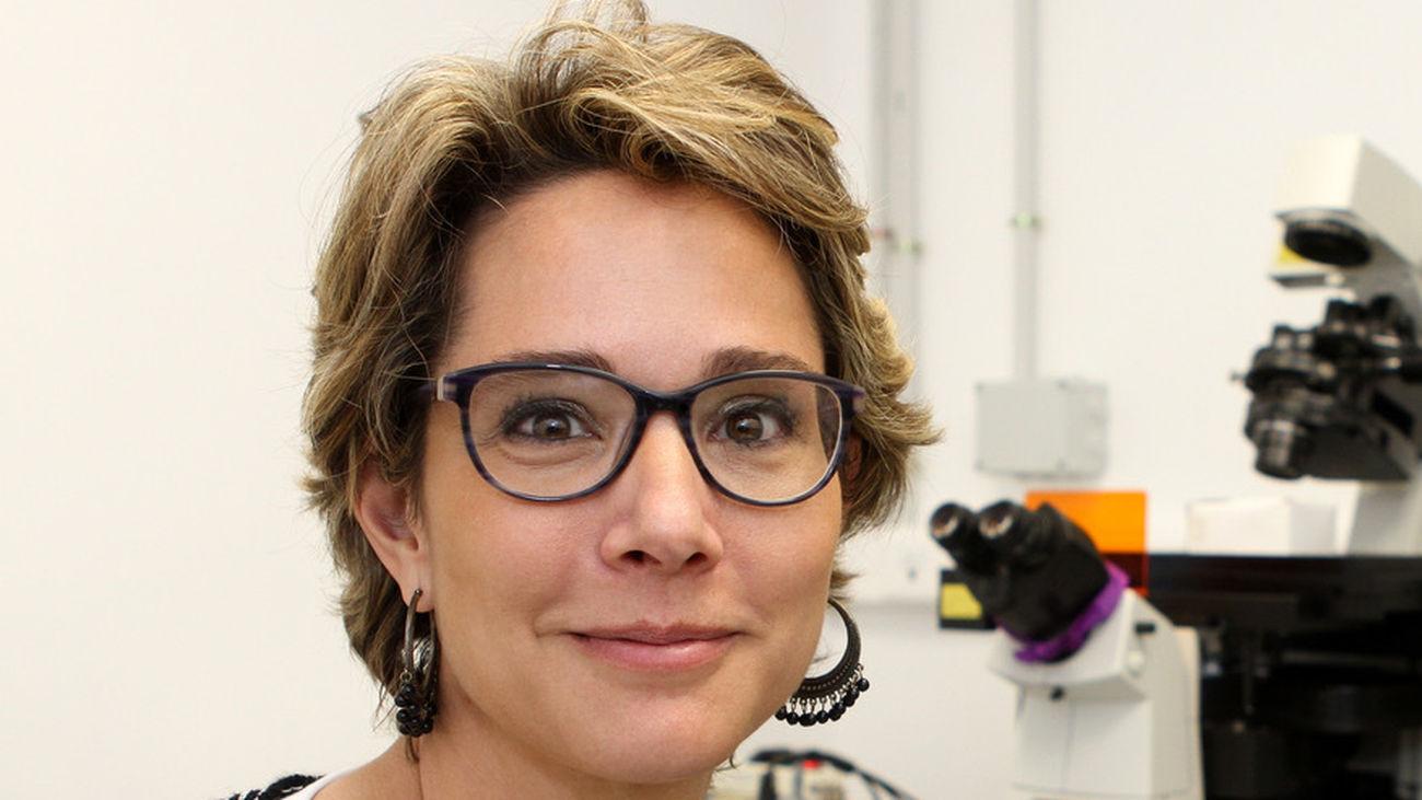 Teresa Giráldez Fernández es una investigadora española