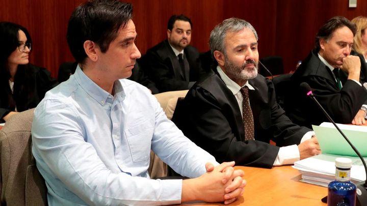 Rodrigo Lanza, condenado a 5 años de prisión en el 'caso de los tirantes'