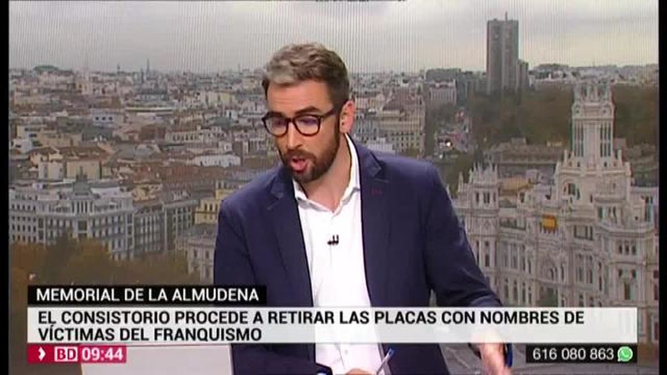 Buenos Días Madrid 26.11.2019 (9.00 - 10.30)