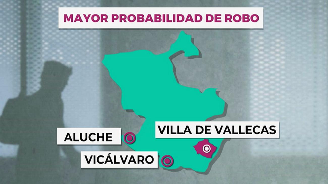 Cada 13 minutos se roba en una vivienda en la Comunidad de Madrid
