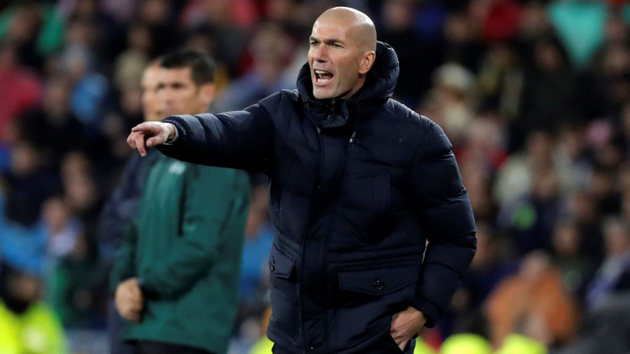 """Zidane: """"Ante el PSG hicimos un partidazo"""""""