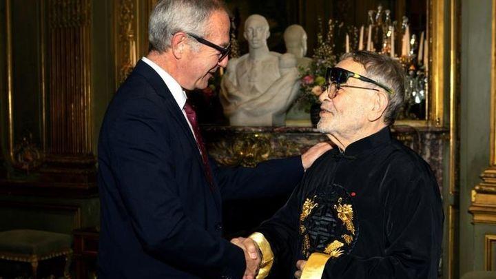 Fernando Arrabal, premio Alfonso X El Sabio