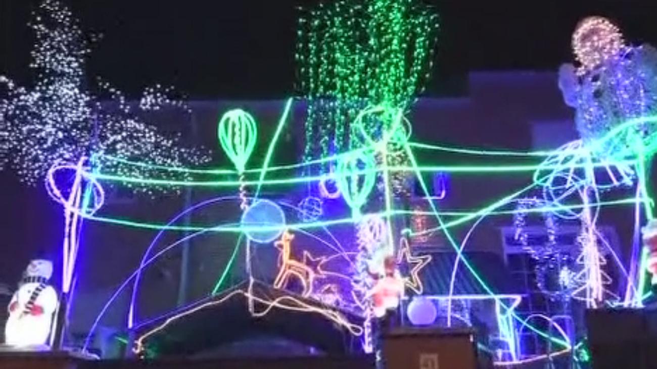 La casa más navideña de Madrid está... en San Fernando de Henares