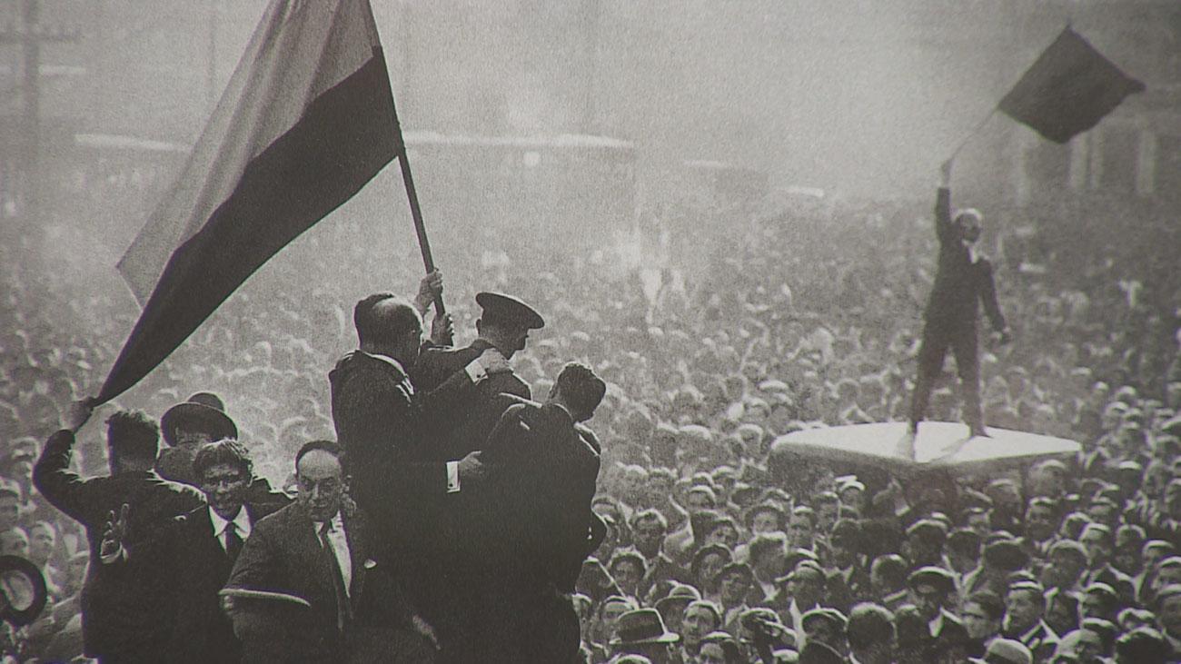Exposición fotográfica del Madrid de principios del siglo XX en 'La Fábrica'