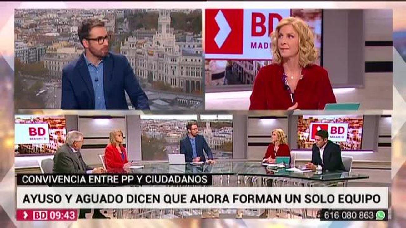 Buenos Días Madrid 29.11.2019 (9.00 - 10.30)