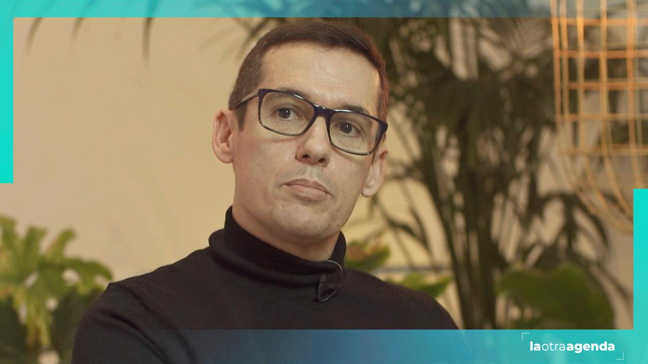 """Jorge Ruiz, de Maldita Nerea: """"Necesitamos a todas las personas, porque todos somos extraordinarios"""""""