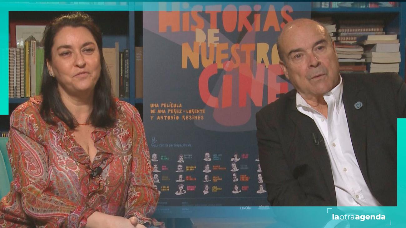 Repasamos, junto a Antonio Resines y Ana Pérez Lorente, las grandes 'Historias de nuestro cine'
