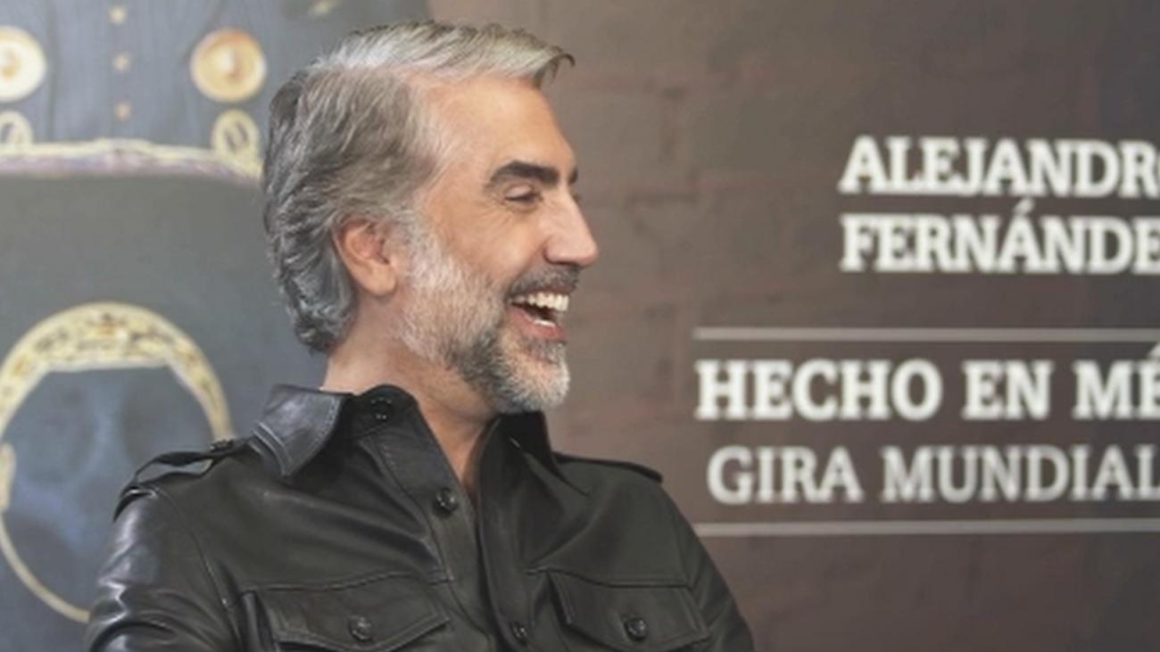 Alejandro Fernández vuelve a los rancheros con 'Caballero'