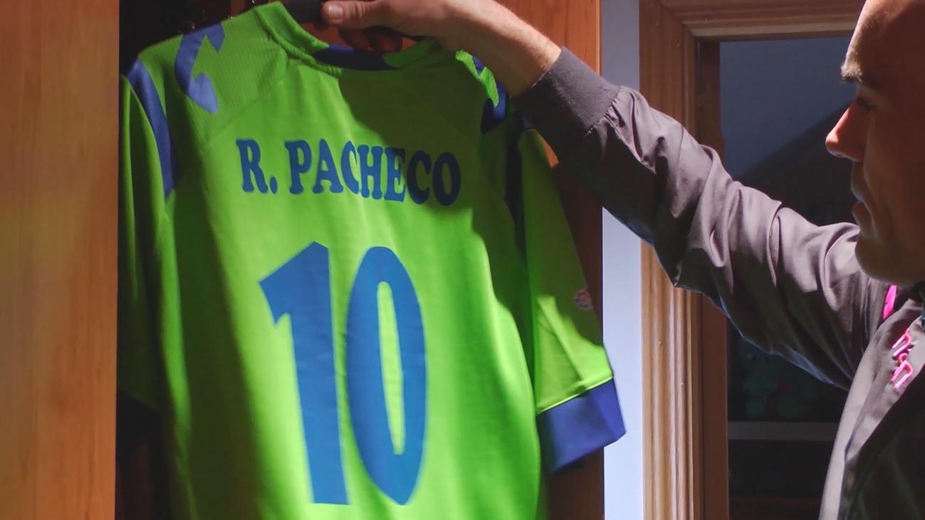 Raúl Pacheco sigue en el fútbol tras sufrir tres ictus