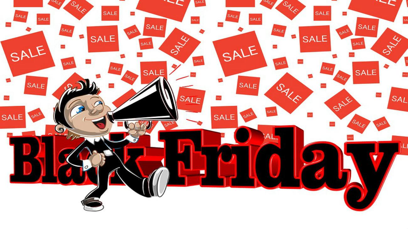 Fiebre de compras por el Black Friday