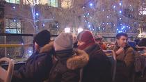 El autobús de la Navidad empieza a recorrer el centro de Madrid