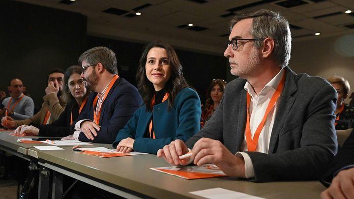 Villegas, secretario general de la gestora de Ciudadanos hasta el congreso