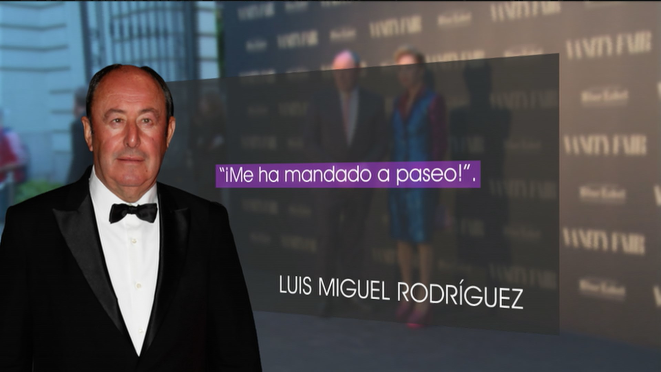 La supuesta infidelidad que ha roto la relación de Agatha Ruíz de la Prada y Luismi Rodríguez