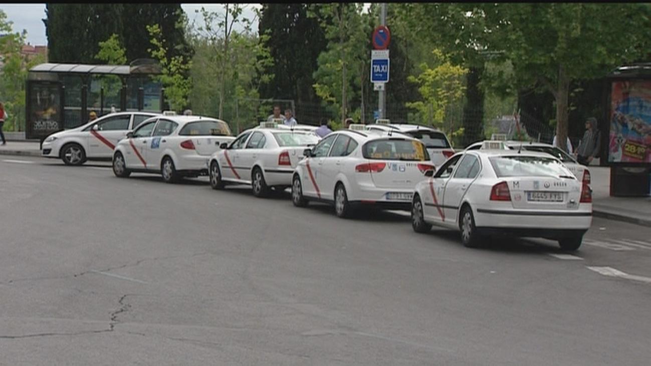 Madrid, ciudad europea con más taxis ecológicos