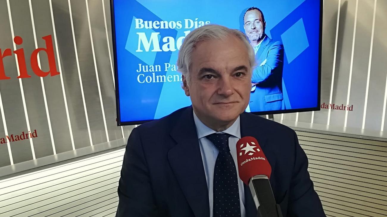 """Miguel Garrido: """"Madrid está en la élite mundial para organizar eventos como la Cumbre del Clima"""""""