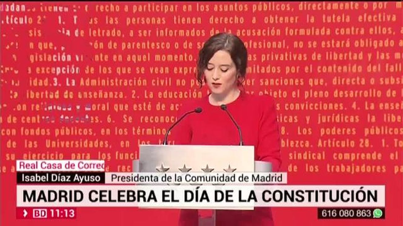 Buenos Días Madrid 02.12.2019 (10.30 - 11.30)