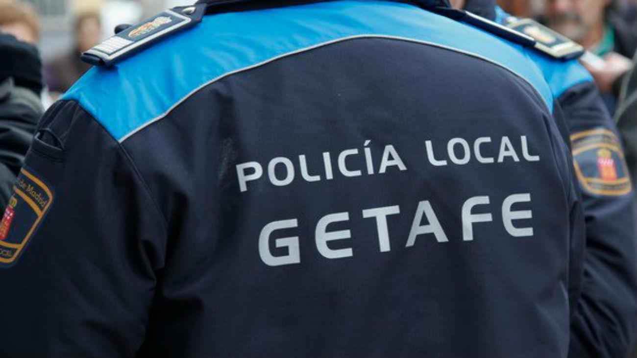 La Policía Local de Getafe